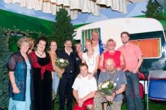 """November 2006 - FAMILIE BRUINSMA IN DE BOCHT - """"Groeten van de Veluwe"""""""